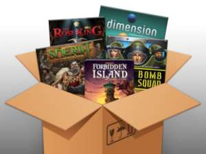 Big Box O' Games Giveaway