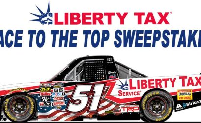 Liberty Tax - Race to The Top Sweepstakes