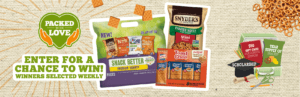 Snyder's Back to School Mega Event Sweepstakes