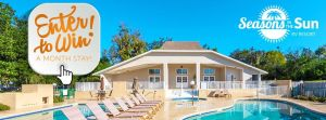 Win a 1 Month Stay at the Seasons In The Sun RV Resort