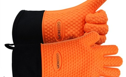 GEEKHOM – Grilling Gloves and Amazon Gift Card Giveaway (
