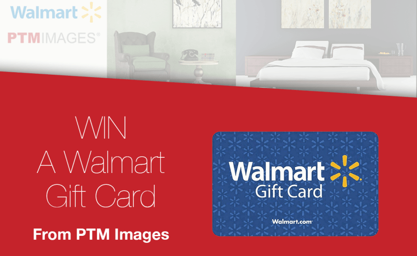 PTM Images Walmart Gift Card Giveaway