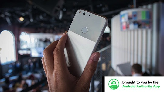 Android Authority - Google Pixel International Giveaway