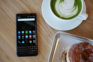Crackberry.com- BlackBerry KEYone Black Edition Giveaway