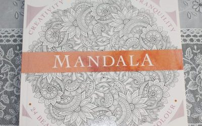 Win a Mandala Adult Colouring Book