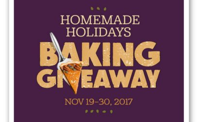 Dixie Crystal Holiday Baking Giveaway