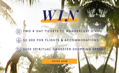 Win A Yoga Getaway to Hawaii