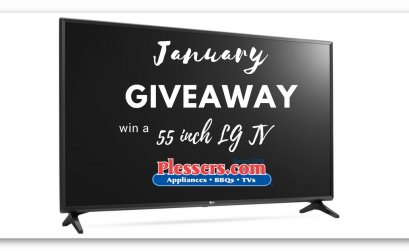"""Plesser's Countdown to 100 Years - Win a 55"""" LG Smart TV"""
