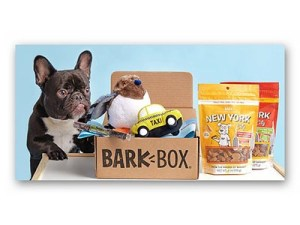 Win a 6 Month BarkBox Subscription for your Pup