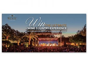 Win the Ultimate Wine Country Experience