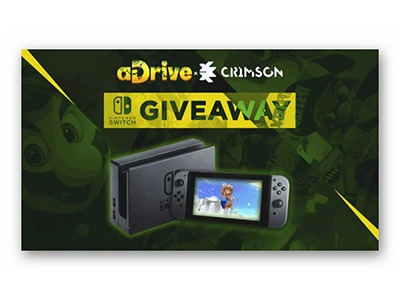 Win a Nintendo Switch (Worldwide) - Ends April 11th