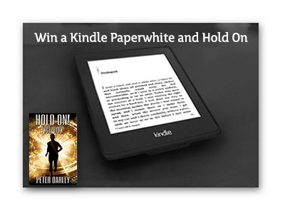 Win a Kindle Paperwhite Sweepstakes