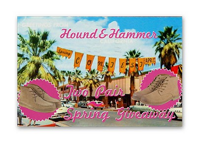 Hound & Hammer Boots Giveaway