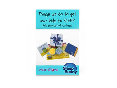 Get that Kid to Sleep! Win a Sleep Buddy and Sleep Consultation