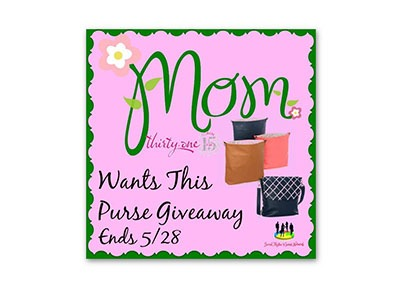 Mom Wants This Purse Giveaway
