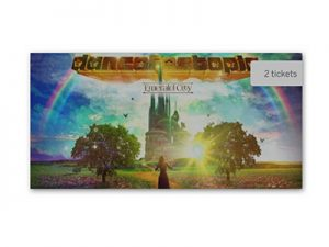 Two Dancefestopia Festival Tickets Giveaway