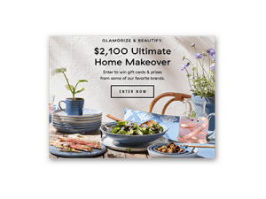 Ultimate Home Makeover Giveaway