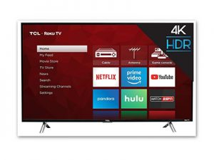 TCL 49-Inch 4K Ultra HD LED TV Giveaway