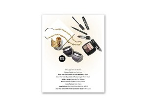 Avon Swept Up in Fall Sweepstakes