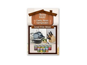 Green Valley Family Meal Sweepstakes