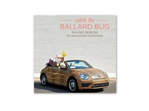 Catch the Ballard Bug Instant Win Sweepstakes