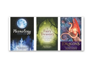 Win a Fairies, Dragons & Moonology Book Prize Pack