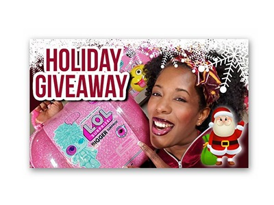 Instant Ry Play Holiday Giveaway