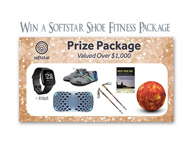 $1,000 Fitness Prize Package Giveaway