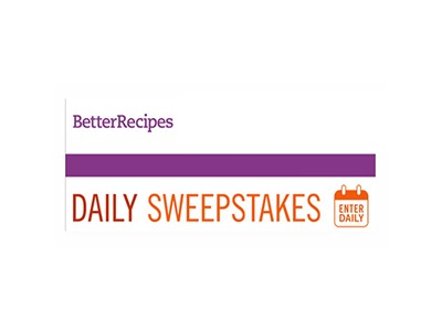 Better Recipes Daily Sweepstakes