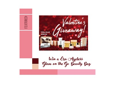 Era Ageless Valentines Giveaway