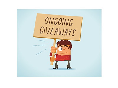Ongoing Giveaways - How to Get Free Stuff and Products From Companies