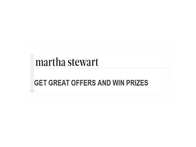 Martha Stewart Daily Ongoing Contests and Sweepstakes