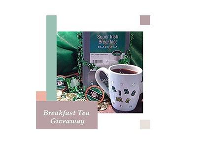 Leprechaun Super Irish Breakfast Tea Giveaway