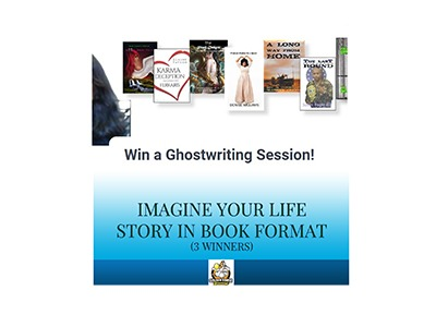 Win a Ghostwriting Session