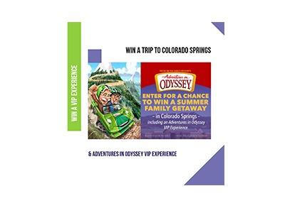 Win a Summer Family Getaway
