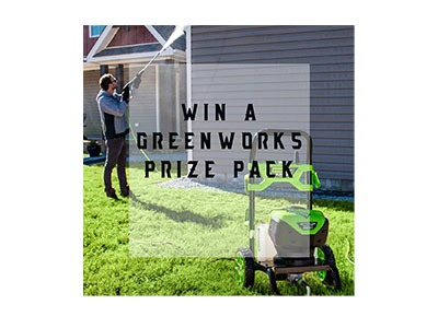 Win Greenworks Tools