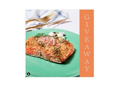 Win a Wild Alaskan Seafood Gift Box