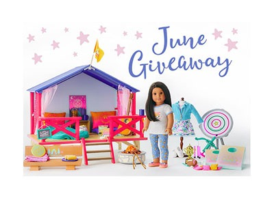 American Girl Facebook Giveaway