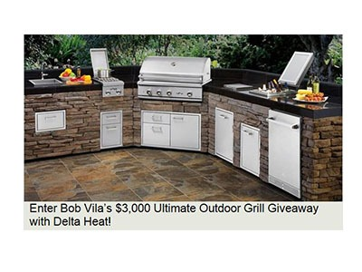 Win the Ultimate Outdoor Grill