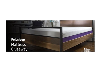 Polysleep Mattress Giveaway