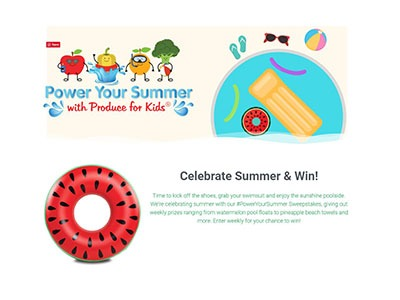 Power your Summer Sweepstakes - Ends Aug 4th - Golden Goose Giveaways
