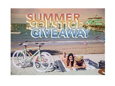 Summer Solstice Giveaway