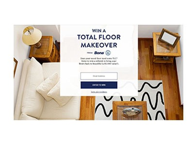 Win a Total Floor Makeover