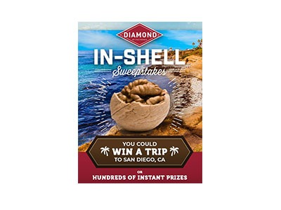 Diamond In-Shell Instant Win Game