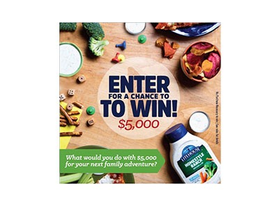 Litehouse Foods $5,000 Sweepstakes