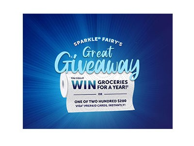 Sparkle Fairy's Great Giveaway