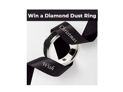 Win A Diamond Dust Ring