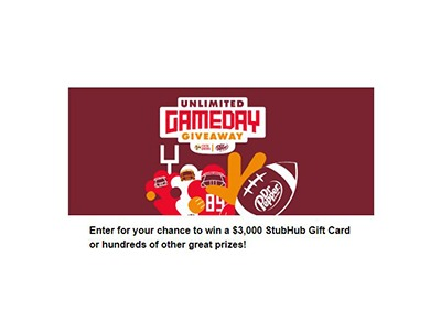 Dr Pepper Unlimited Game Day Giveaway
