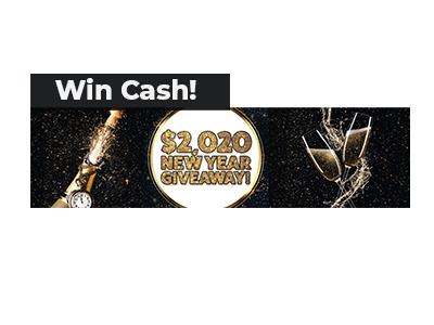 $2,020 New Year Giveaway