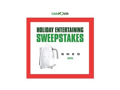 Caulipower Holiday Entertaining Sweepstakes